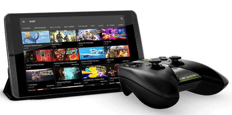 Tablette tactile - Nvidia Shield K1