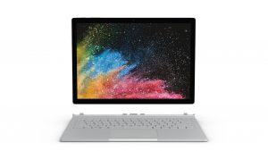 Tablette hybride Microsoft Surface Book 2
