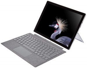 Tablette hybride Microsoft Surface Pro 4